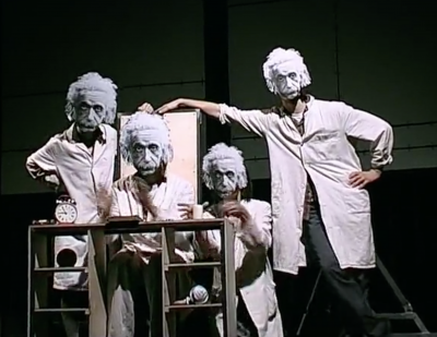 Einstein's dreams – 2001