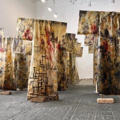 Kapcsolódások – Bornemissza Eszter kiállítása
